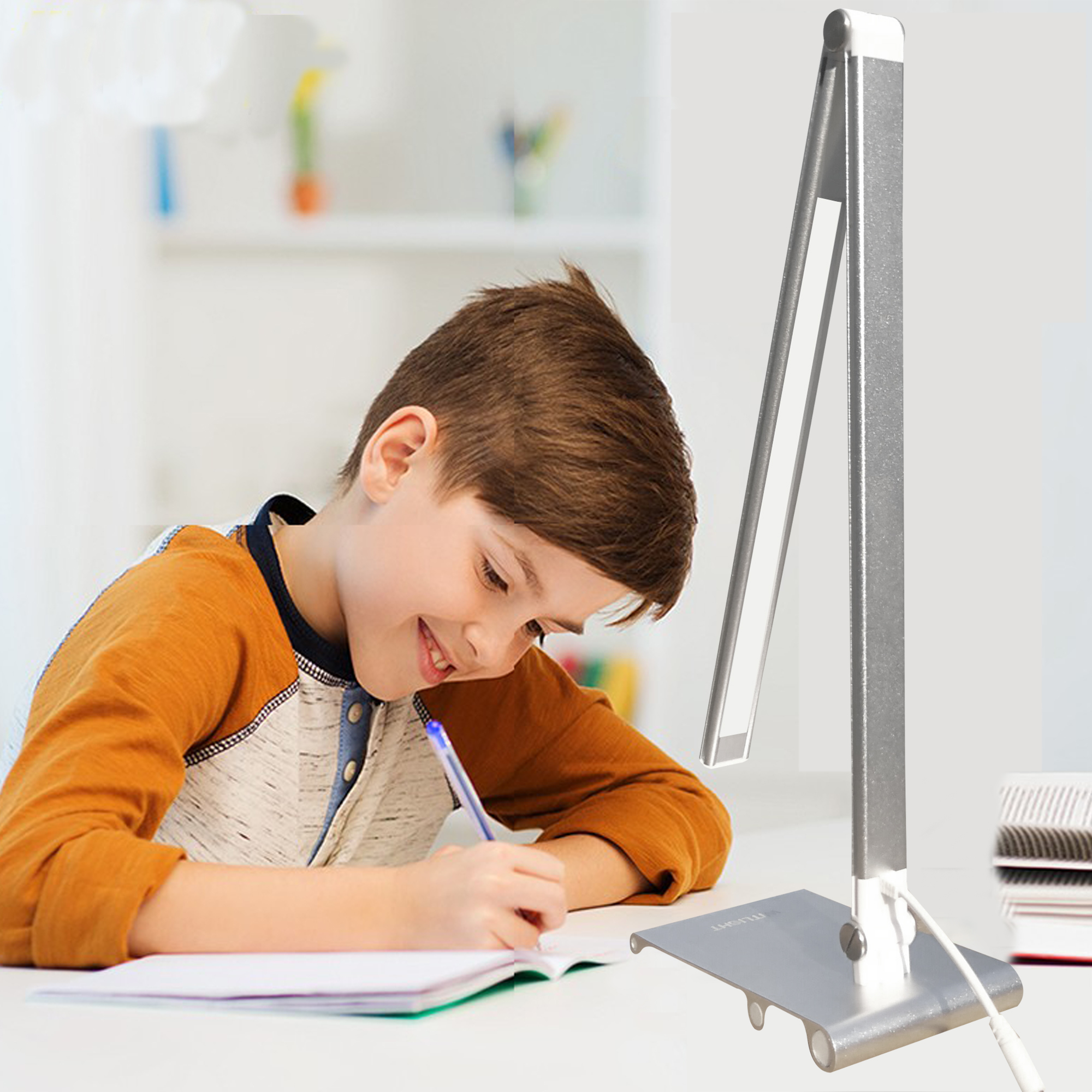 Sleek Table Lamp For Teen Reading Light