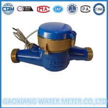 Messing-Impuls-Wasser-Wasserzähler Lxsg15-40