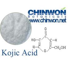 Пятна верхнего уровня Удаление ингредиентов Kojic Acid 99%