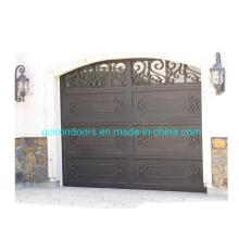 Meilleures portes de garage en acier