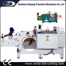 Leistungsstarke Einzel- / Doppelseiten-Klebeband-Schneidemaschine (DP-500)