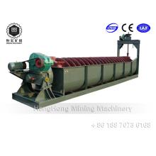 Machine de valorisation du minerai, classeur de pierre en spirale