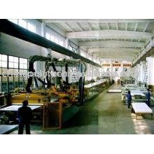 2014 Kunststoffkonstruktion Schalung Extrusionslinie bieten