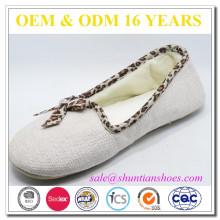 Nouvelle usine de chaussures d'intérieur design pour femme
