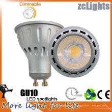 Lámpara del proyector LED de 7W 600lm GU10 LED (GU10-A7)