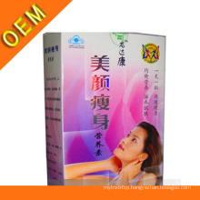100% Pure Nature Longdakang Beauty & Whitening Slimming Capsule