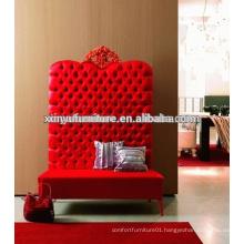 love seater High back sofa design 007