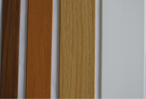 Wooden Grain Faux Wood Blinds