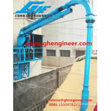Machine à aspiration de porto pneumatique pour grain