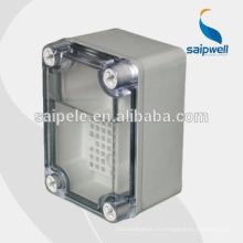 IP67 индивидуальные ABS / PC материал пластик АНТИ-УФ водонепроницаемый электрический распределительная коробка с CE, ROHS