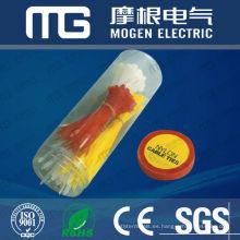 Atadura de cables en bolsas