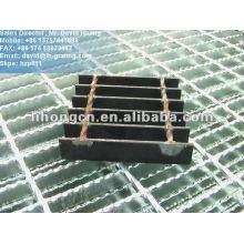 industry serrated flat bar grating