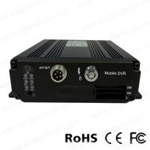 4CH Ahd 720p mini tarjeta SD dual DVR móvil