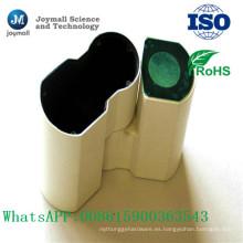 Aleación de aluminio de fundición de polvo de recubrimiento de piezas para el instrumento de microscopio