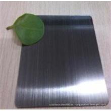 Hoja de acero inoxidable 316L con acabado en espejo de 0,5 mm