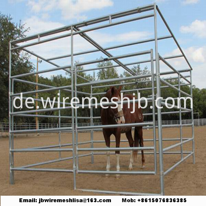 Galvanized Horse Fence/Cattle Fence/Livestock Fence
