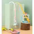 Силиконовый держатель для детской соски-пустышки Stratchable для коляски