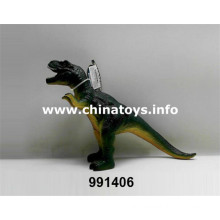 Cheap New Soft Plastic Dinosaur Toy (991406)