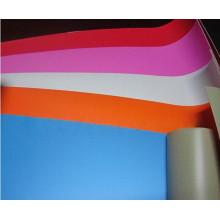 Reflective Materials Colored Lather Fabrics Base En471