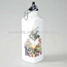 Новая спортивная бутылка для формы треугольника сублимации 500ML / 600ML / 750ML