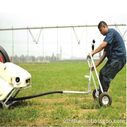 Small Hose Reel Irrigation Aquago 1