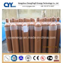 High Quality Liquid Nitrogen Oxygen CO2 Argon Seamless Steel Gas Cylinder