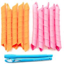 Curlformers mágicos del rodillo del pelo 10PCS / 45cm (HEAD-76)