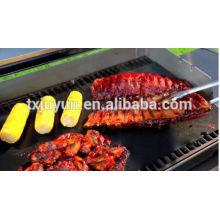 Grelha assar Nonstick churrasco Mats 2 Pack grelhar cozimento fácil como visto na TV