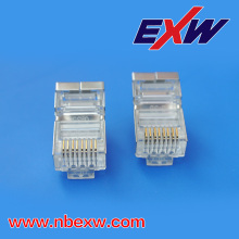 Cat5e shielded STP Modular Plug