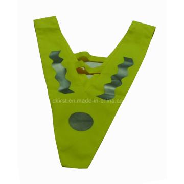 Nouvelle ceinture de sécurité à haute visibilité (EN471)