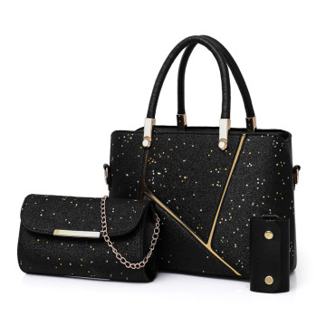 Designer 2018 Stylish Fashion Pu Leather Lady Bolso