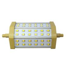 AC85-265V 200degree SMD 2835 R7s LED de la lámpara 10W