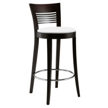 Elegant and simple style bar stool covers round XYH1076