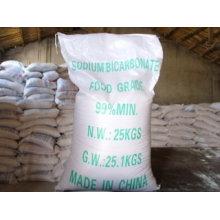 Конкурентоспособный поставщик бикарбоната натрия, пищевая сода Nahco3 95% -99%,