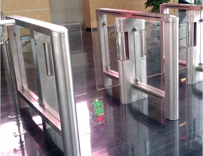 Optical Turnstiles Flap Barriers
