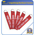 Remove Before Fligght Marks Embroidery Key Tag