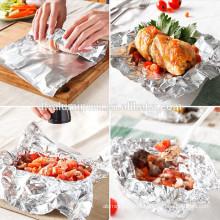 Utilize amplamente !!! Folha de cozinha para cobertura de alimentos