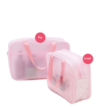 Mode PVC Clear Travel Kleine toilettas Opslag