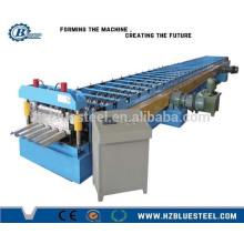 PLC Гидравлические ножницы Автоматическая стальная опора для напольного покрытия для напольного покрытия с тиснением