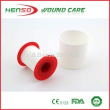 Fita médica adesiva de seda