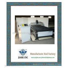 Machine de découpe plasma cnc JK - 1325P pour la découpe de tôle fibre verre