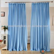 2016 nouveau rideau de tissu à rideau softtextile