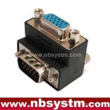 Winkel 90 Grad VGA Adapter männlich zu weiblich