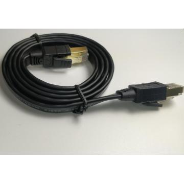 Płaski kabel Ethernet Cat8 Sieć LAN Cat 8