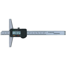 Paquímetro digital de profundidade