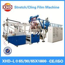 Linha de extrusão de alta velocidade máquina de extrusão de plástico venda