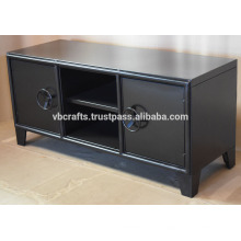 Retro Vintage Industrial Tv Unit