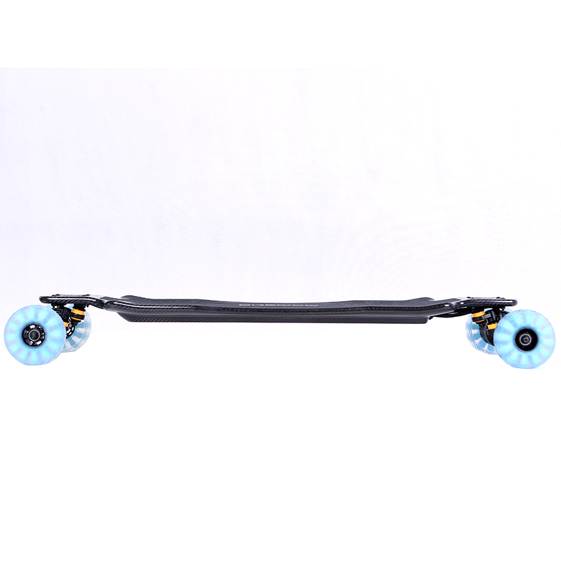 Direct drive hawk carbon skateboard