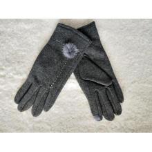 Kundenspezifischer warmer nähender Frauenhandschuh