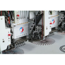 LJ-sequin sequence embroidery machine
